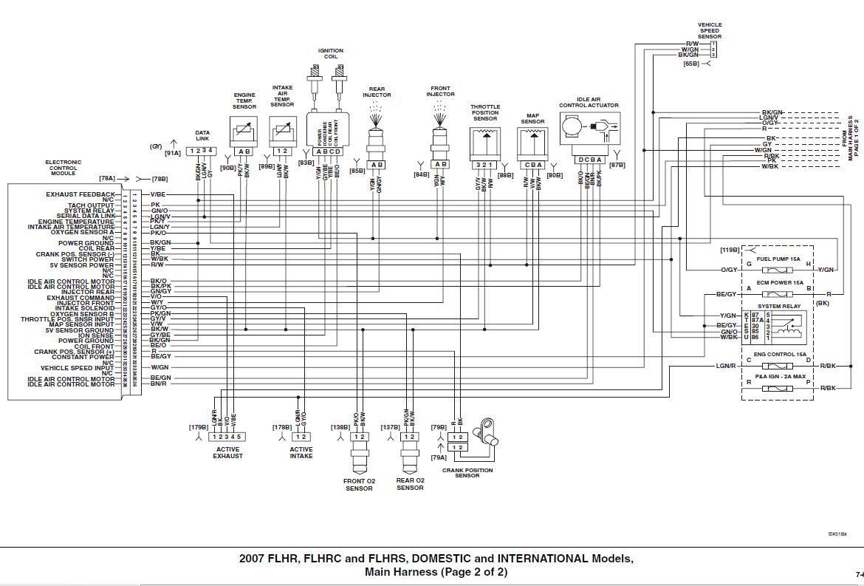 2012 Road King Brake Light Wiring Diagram | Wiring Library