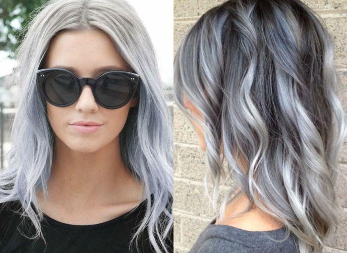 coloration cheveux pastel pour vous inspirer de choisir votre couleur cheveux argent s. Black Bedroom Furniture Sets. Home Design Ideas