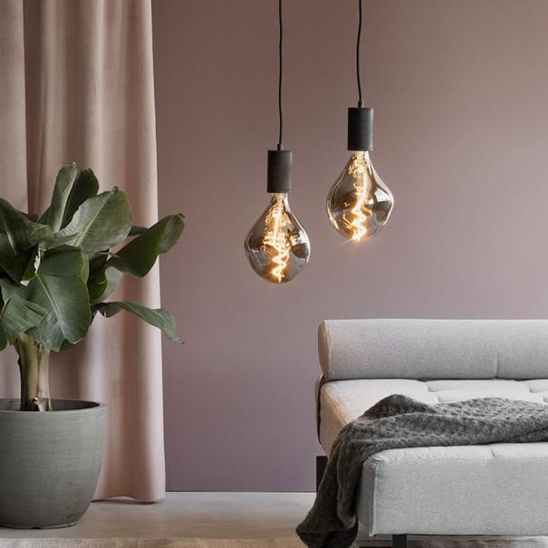 Xxl Design Led Gluhbirne Organic Stilvolle Und Dimmbare Lampe