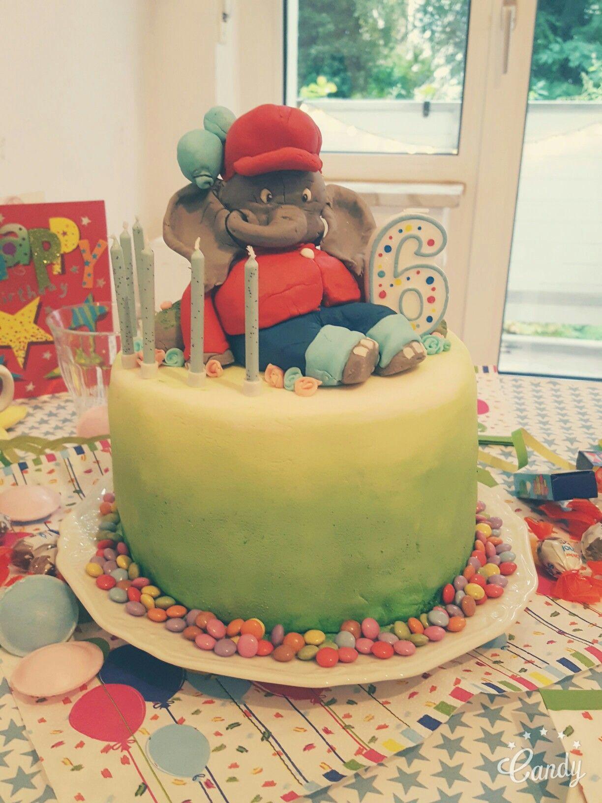 Benjamin Blumchen Kuchen Pinterest
