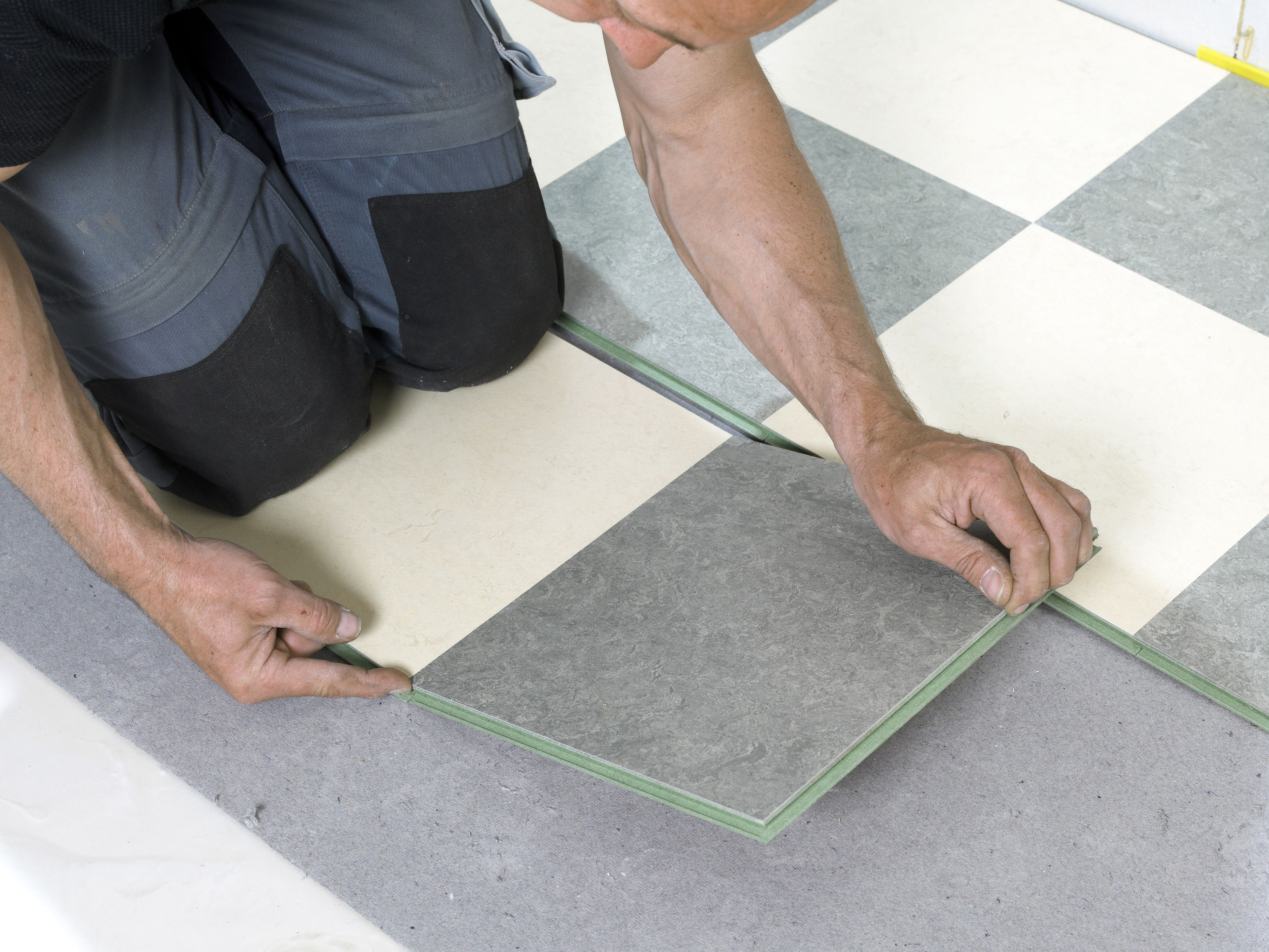 How To Install Sheet Vinyl Flooring Over Tile Bless Er House Vinyl Flooring Vinyl Flooring Kitchen Vinyl Flooring Bathroom