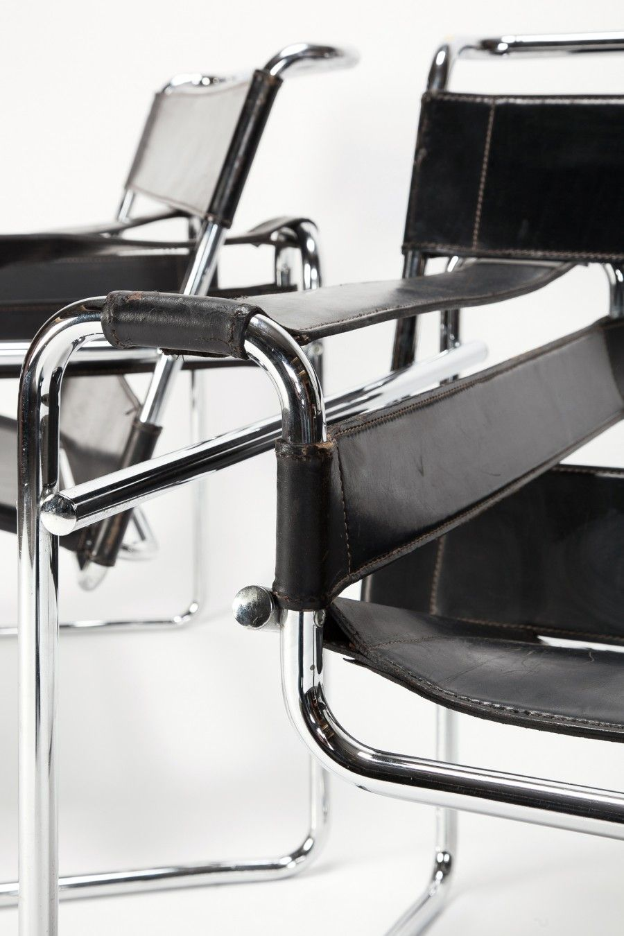 Wassily Chair Marcel Breuer Wassily Chair Bent Tubular Steel Furniture Design