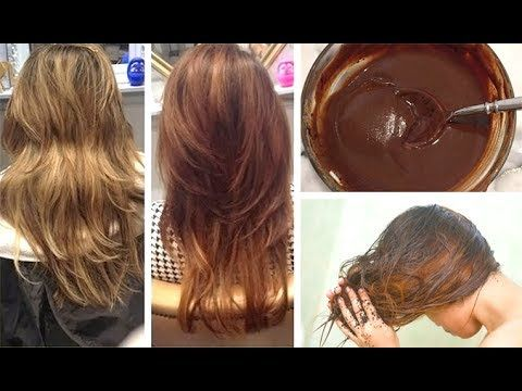 How to Dye Your Hair Naturally (with coffee) how to color ...
