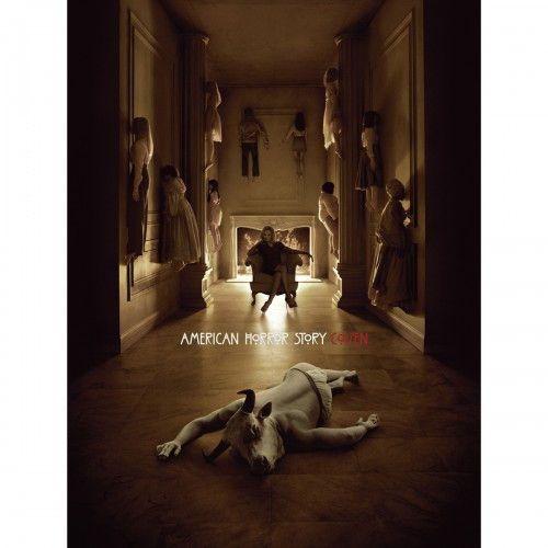 American Horror Story Minotaur Giclee Print [18x24]