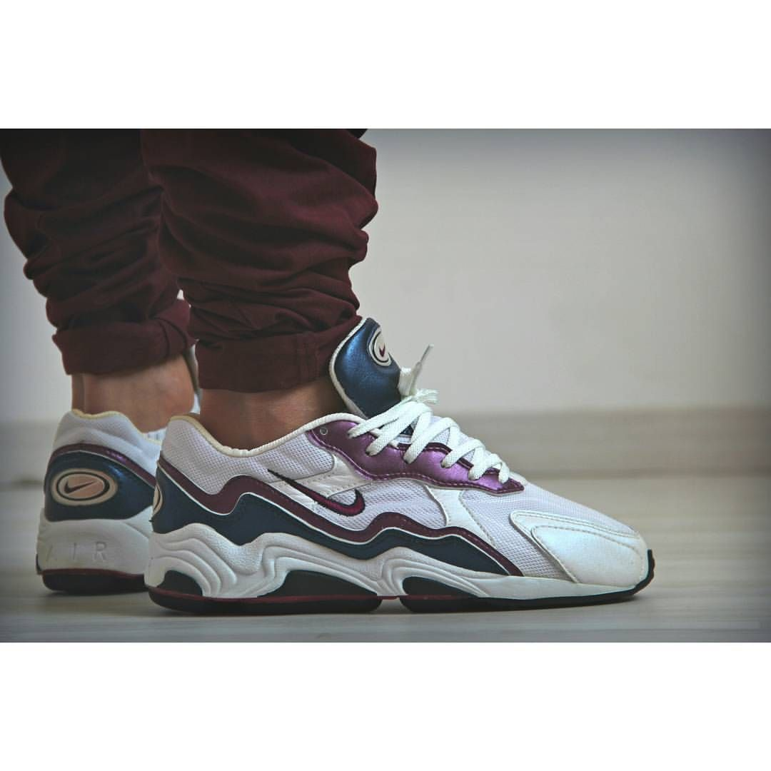 save off 024ae 731a2 Nike Air Zoom Alpha 1996 nike vintage nikeog running sneakers  sneakersaddict womft sadp igpics igsneakercommunity picsoftheday…