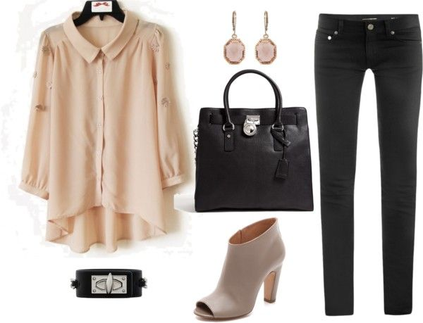 """""""Go to outfit"""" by eleahs on Polyvore"""