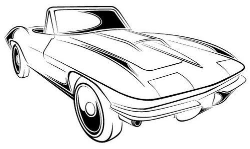 corvette zr1 clipart corvette logo feathers pinterest corvette rh pinterest co uk corvette clipart logo corvette clip art silhouette