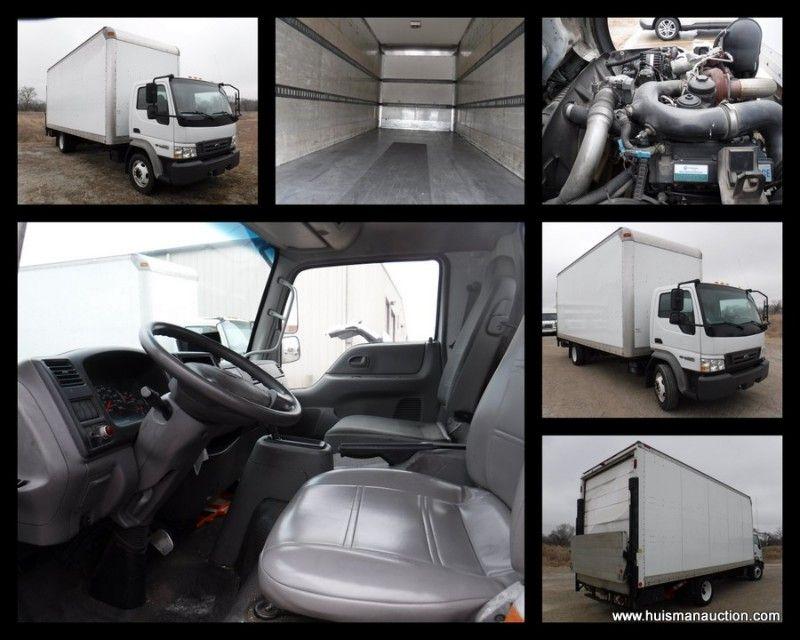 Surplus Fleet Vehicles Box Trucks (Wichita, Kansas