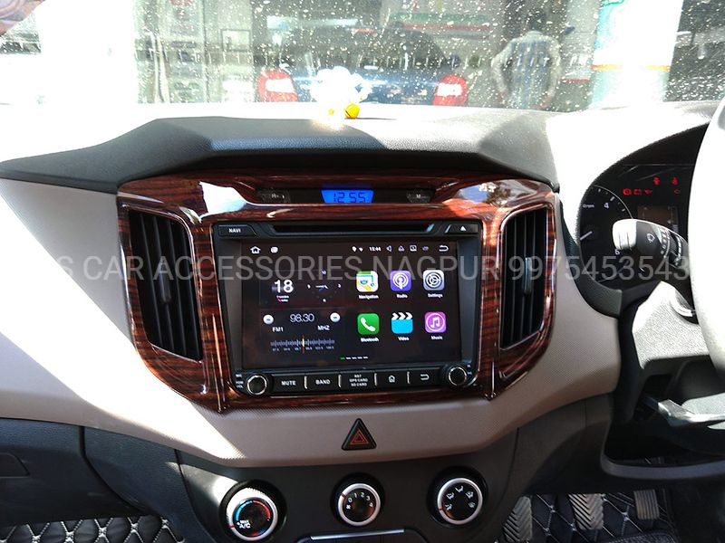 Hyundai Creta 2020 Interior Wooden Kit Creta 2020 Car Accessories In India Rs Car Accessories In 2020 Car Accessories Car Hyundai