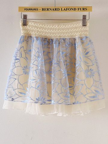 $9.99 weekly hot deals! lily embroidered mini skirt