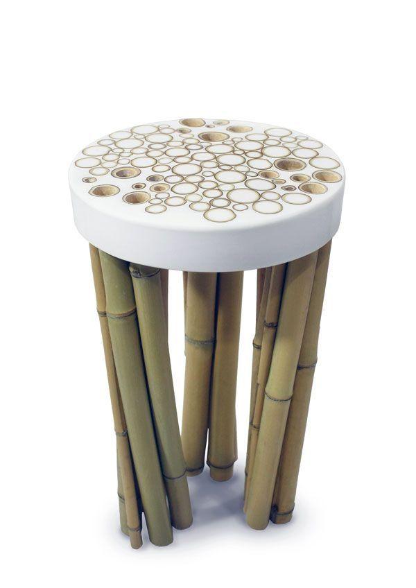 Gartenmöbel Luxus nachhaltige Außenmöbel aus Bambus Bamboo - bambus mobel produkte nachhaltigkeit