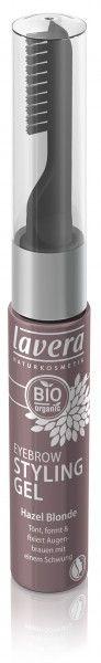 Lavera Eyebrow Style & Care Gel Hazel Blonde