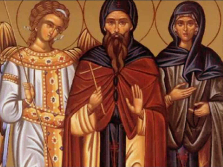 Αποτέλεσμα εικόνας για Εορτή του Οσίου Στεφάνου, του Σαββαΐτου
