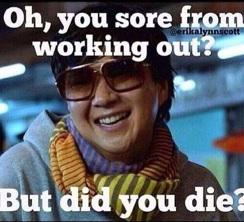 Some Humor For Your Workout Wednesday Workout Memes Funny Good Morning Memes Workout Humor