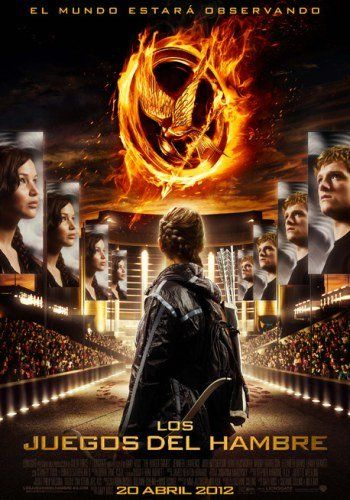 The Hunger Games Espinof Hunger Games Poster Hunger Games Movies Hunger Games 2012