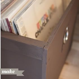 Surplus Style Record Crates Miscellany Record Crate Record