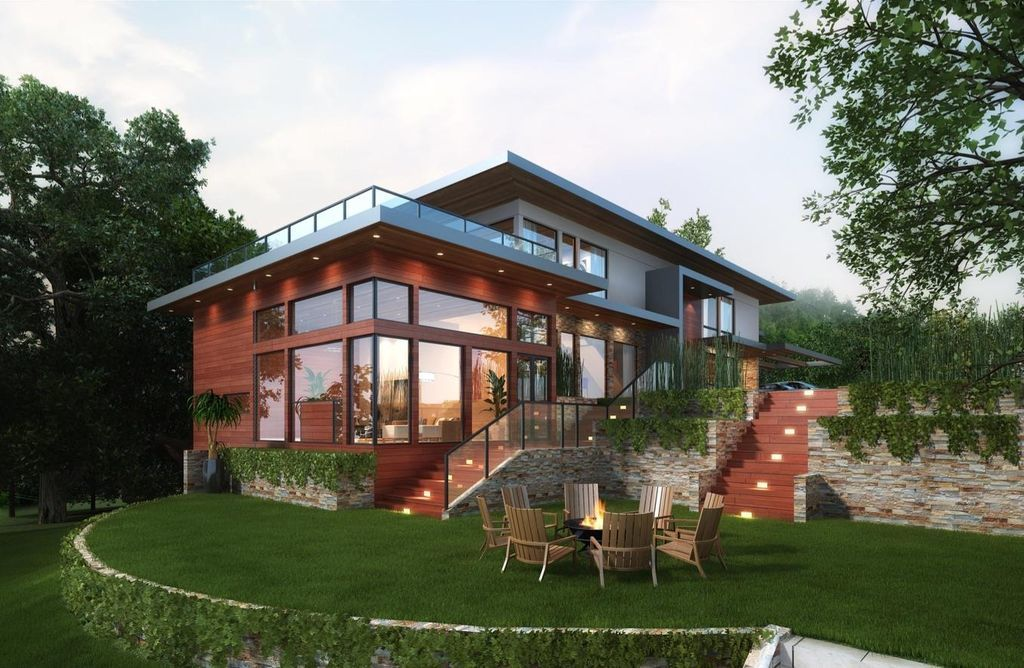 30 Different West Coast Contemporary Home Exterior Designs In 2020 House Exterior Contemporary House Exterior House Designs Exterior