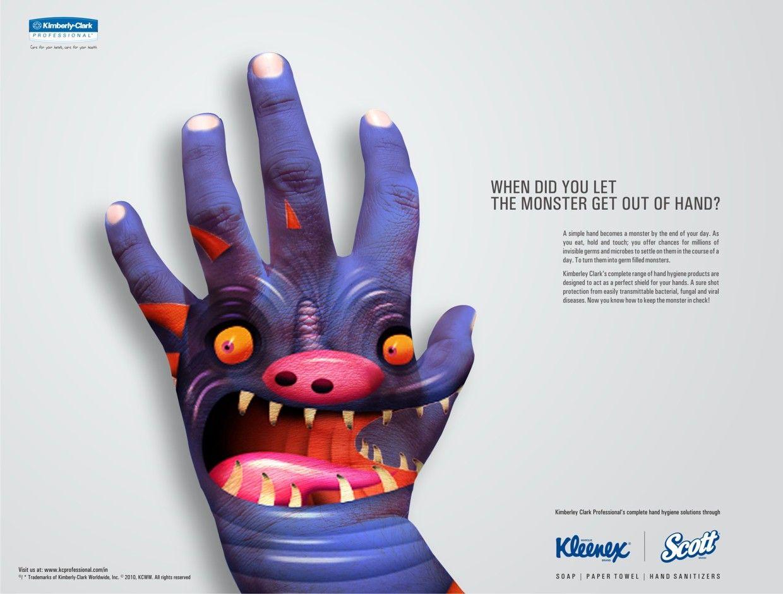 Hand Hygiene Campaign Hand Hygiene Kleenex Hygiene
