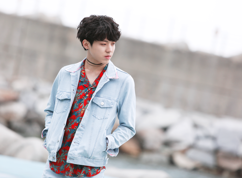 Dowoon   I'm serious