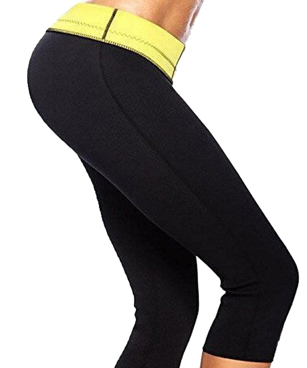 d56c52d944 35 Days Delivery Womens Slimming Pants Hot Thermo Neoprene Sweat Sauna Body  Shapers     Read more at the image link. (Note Amazon affiliate link)