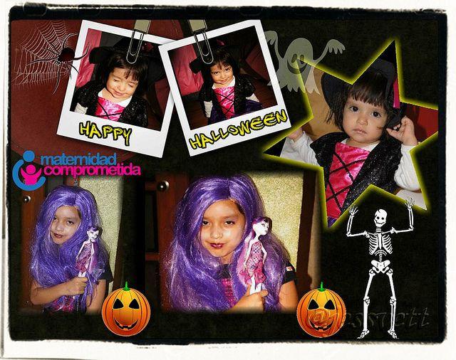 Día 18 Apariencias Halloween