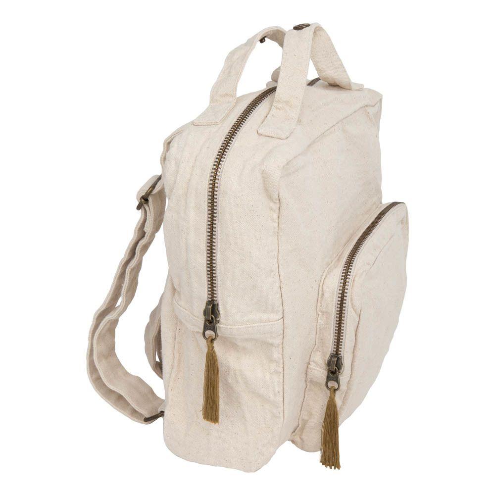 Organic Cotton Childrens Backpack Numero 74 o90obK2I