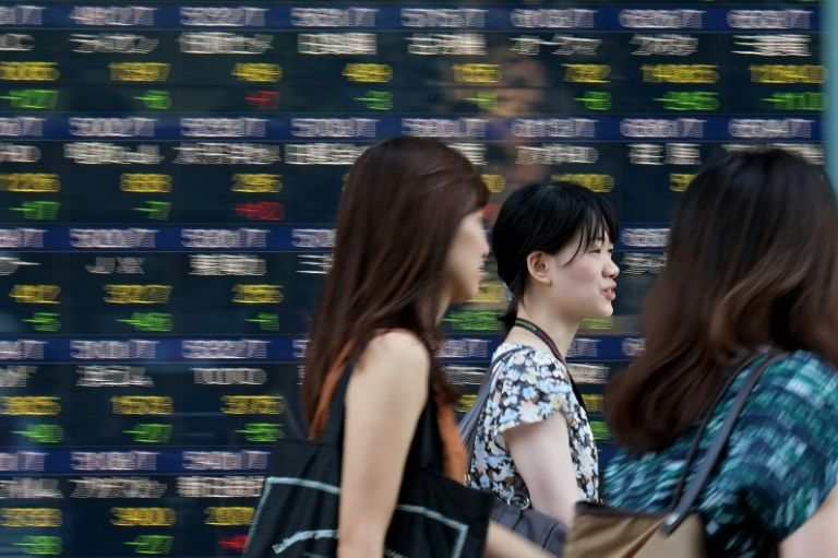 Us rate guesswork weighs on stock markets with images