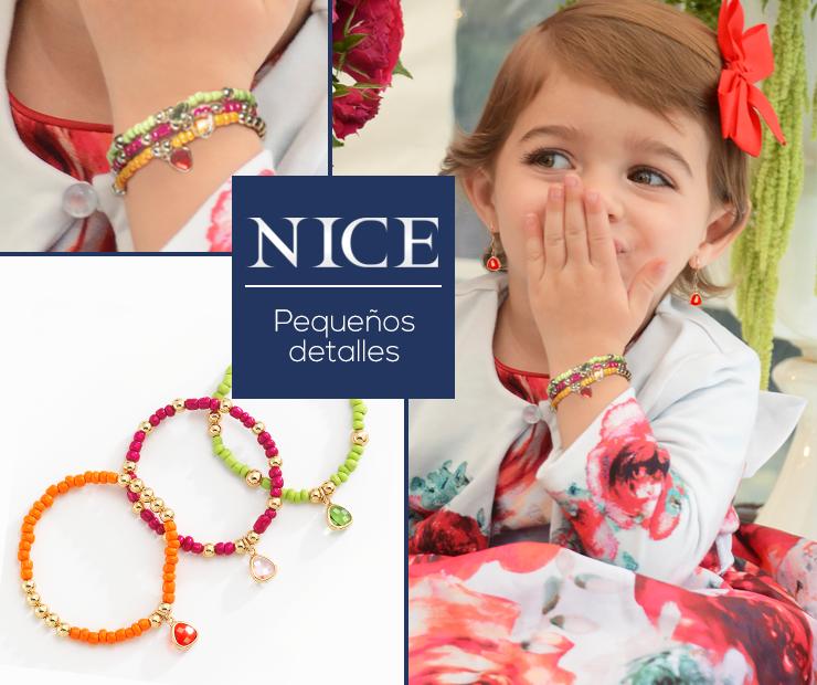 La primavera está a la vuelta y NICE lo celebra con colecciones llenas de color, ¡¡a las peques de la casa les encantará!! bit.ly/ColecciónNICEeuropa116 #NICEeuropa #ÚneteNICE #JoyeríaMexicana #Kids