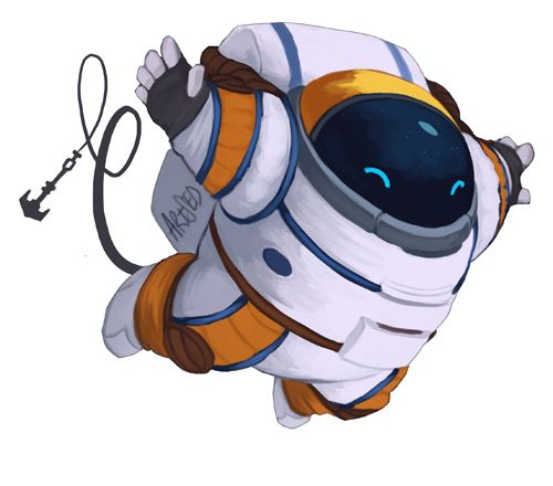 Chibi Nautilus Lol Fanart Pinterest League Of Legends Lol