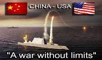 Disso Voce Sabia?: Os receios de guerra sobem após China testar vários mísseis em direção ao Oregon - EUA