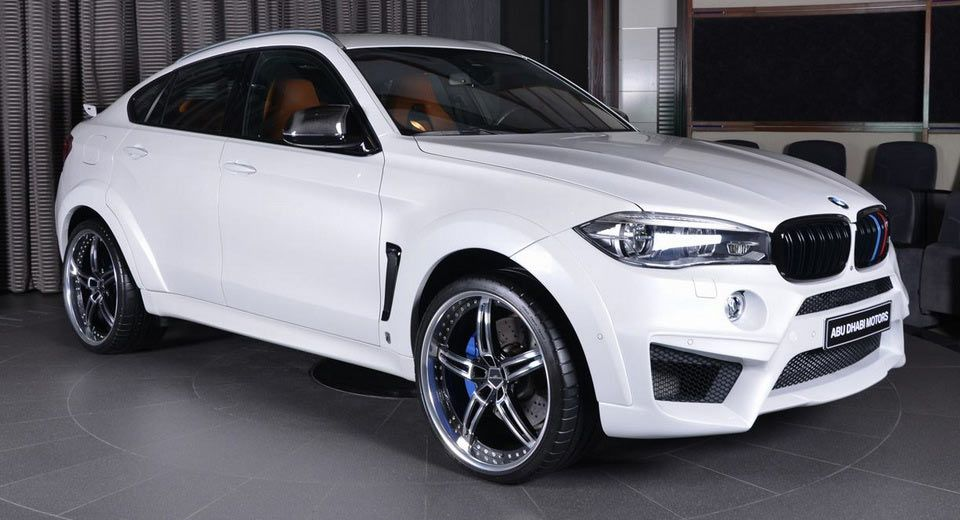 Bmw X6 M Is Dripping With Ac Schnitzer Custom Parts Cars