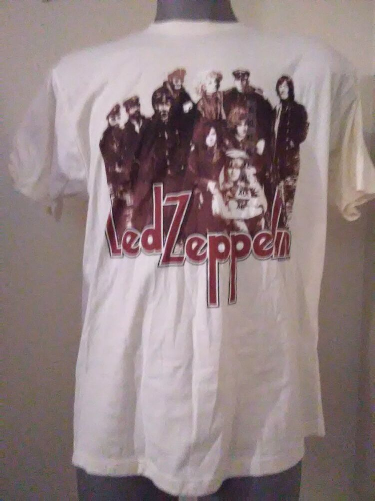 Led Zeppelin Icarus Flag T-Shirt All Sizes New
