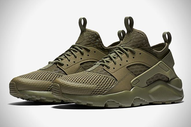 Nike Air Huarache Men Green