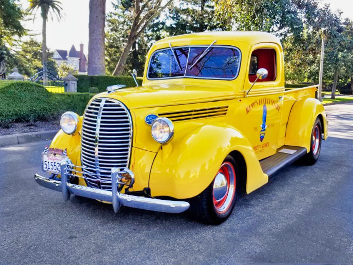 1938 Ford 81 C Pickup Ford Pickup For Sale Ford Classic Cars