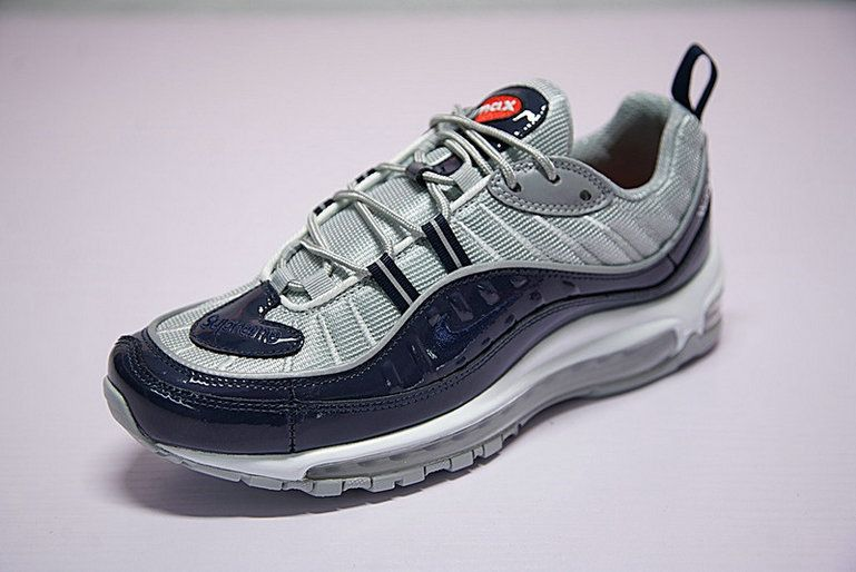 Supreme X NikeLab Air Max 98 844694 400 Running Shoe SKU