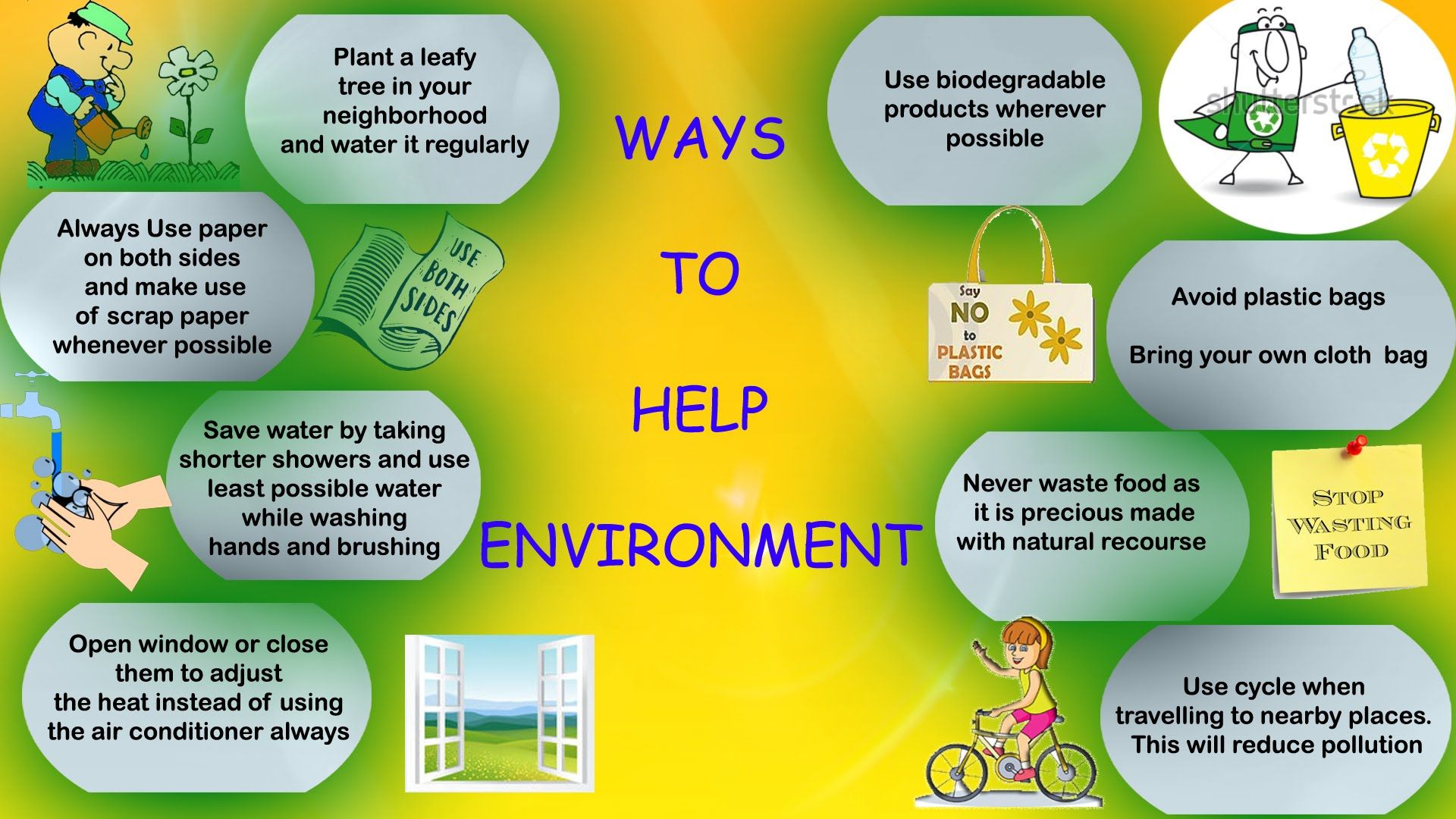 Image Result For Save Environment Pictures Hd