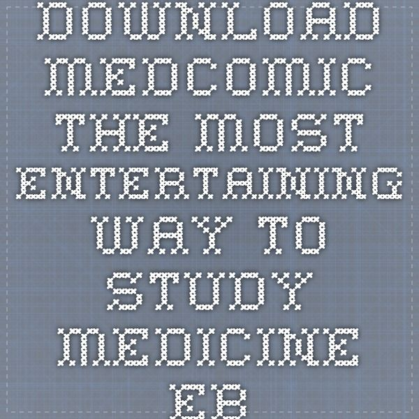 Download medcomic the most entertaining way to study medicine download medcomic the most entertaining way to study medicine ebook pdf pdf fandeluxe Images