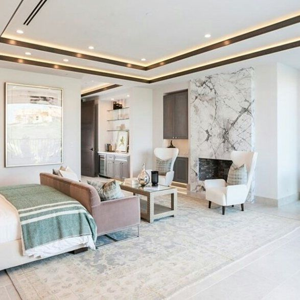 stunning coral beach bedroom | Stunning new build! 5 Coral Ridge, Newport Beach ...