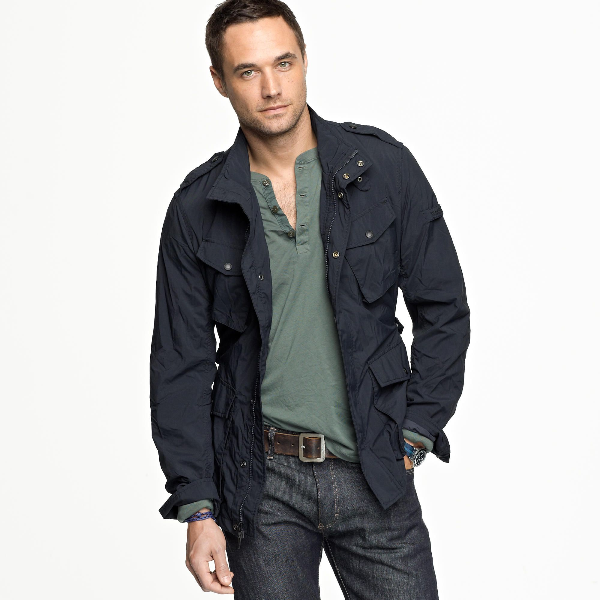Dress Code - Woolrich John Rich & Bros.™ travel jacket