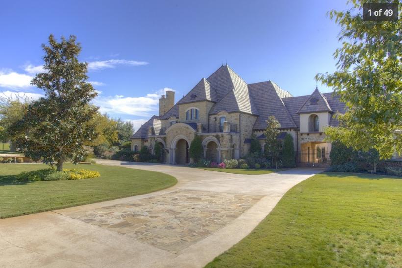 1 Million Dollar House Texas