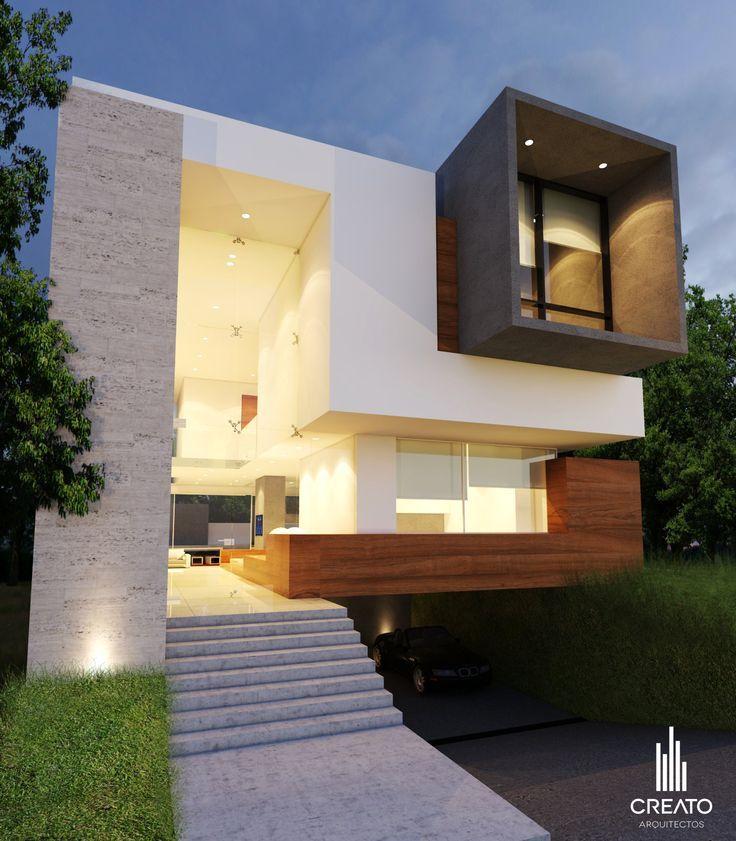 Exterior Home Design Software: Creato Arquitectos - Google Search