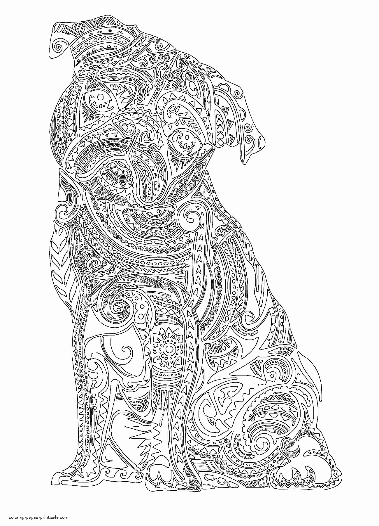Hard Coloring Sheets For Adults Beautiful Coloring Pages Coloring Pages Hard Animals Marvelous [ 1800 x 1300 Pixel ]