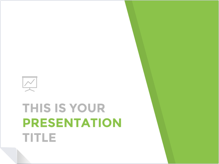 Cadwal Free Presentation Template For Google Presentations Class - Google presentation templates