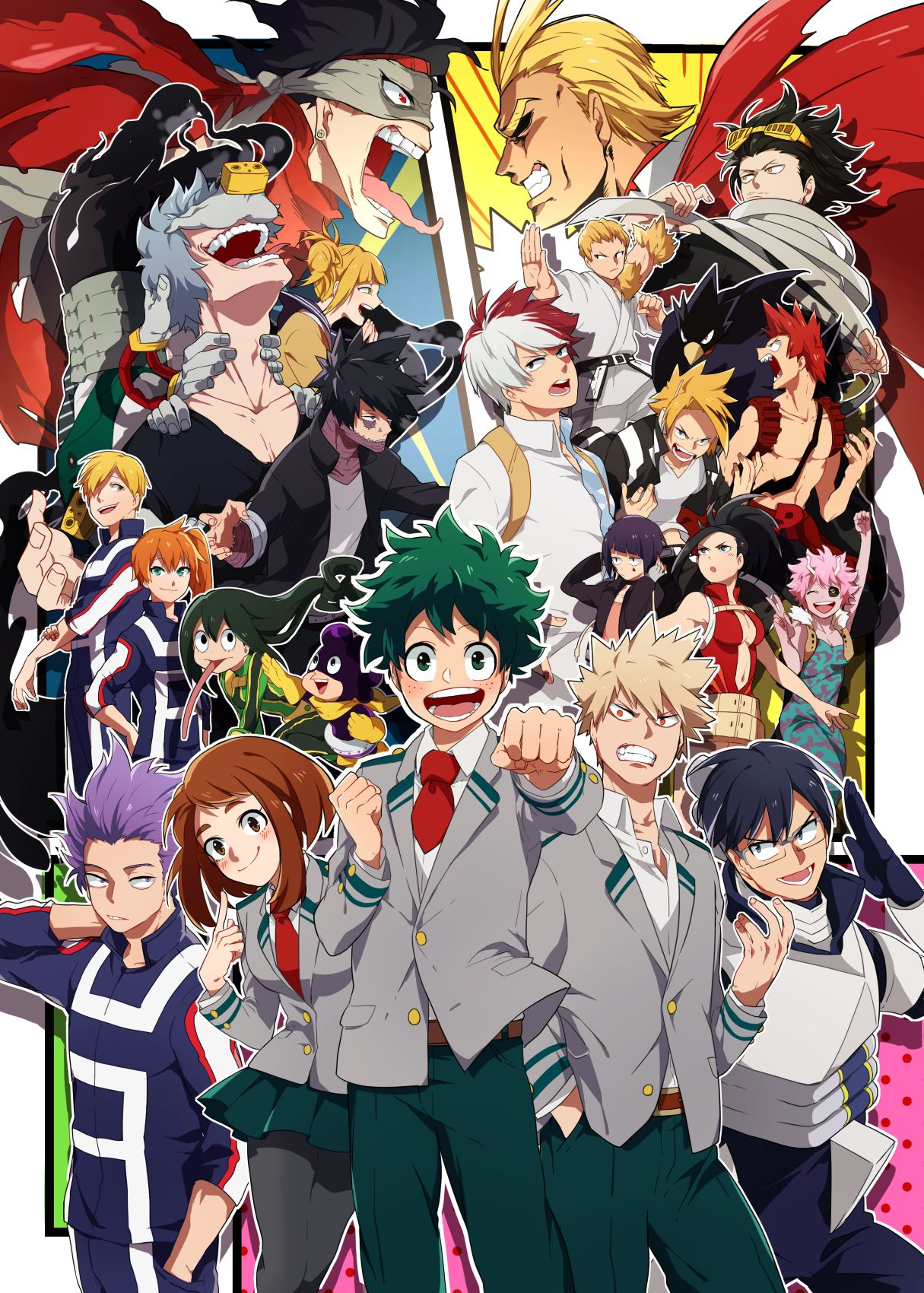 71 Facts About Boku No Hero Academia My Hero Academia Hero My Hero Hero Academia Characters