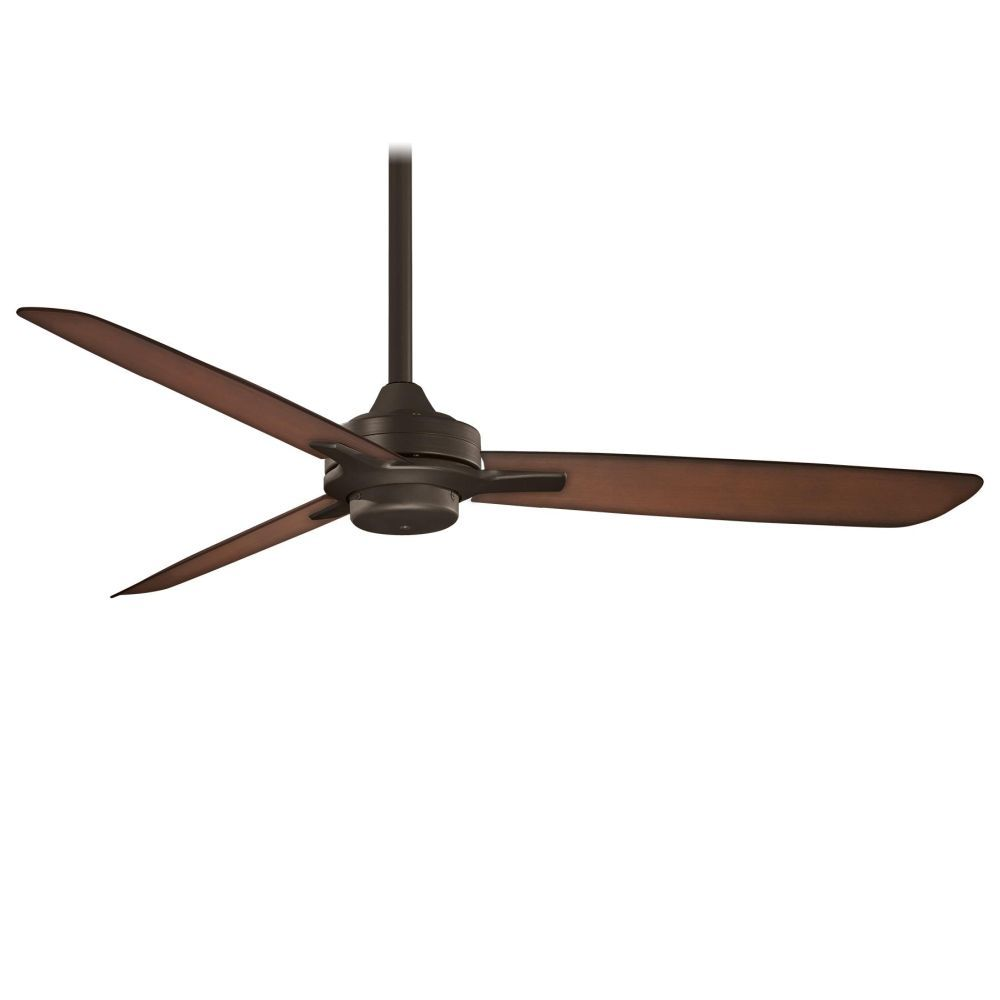 "Minka Aire F727-ORB Rudolph 52/"" 3 Blade Ceiling Fan Oil Rubbed Bronze"