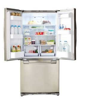 Réfrigérateur Multi Portes Samsung RFHEPNXEF Réfrigérateurs - Refrigerateur multi portes samsung