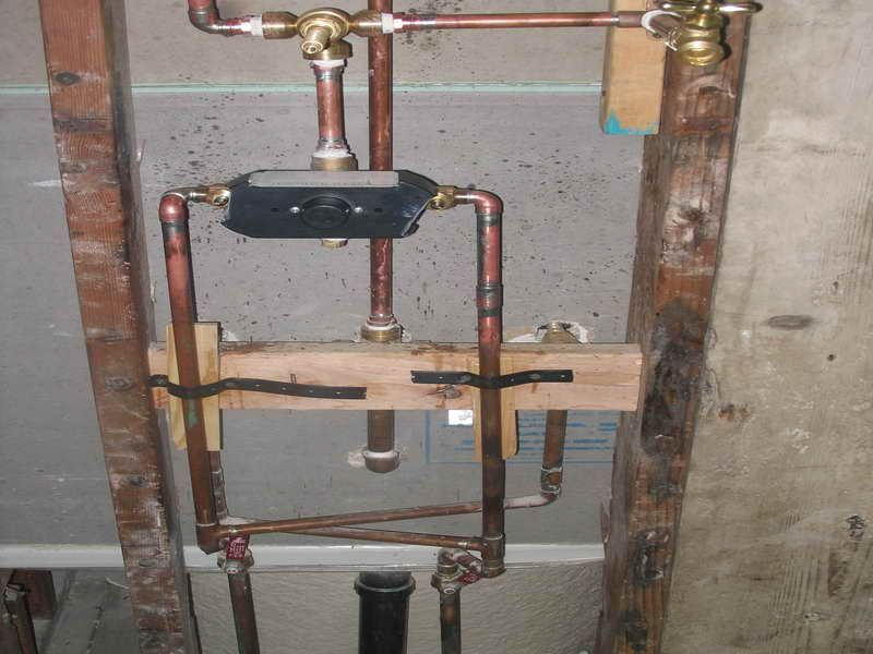 How To Install A Shower Kits Pipes ~ http://lanewstalk.com/steam ...