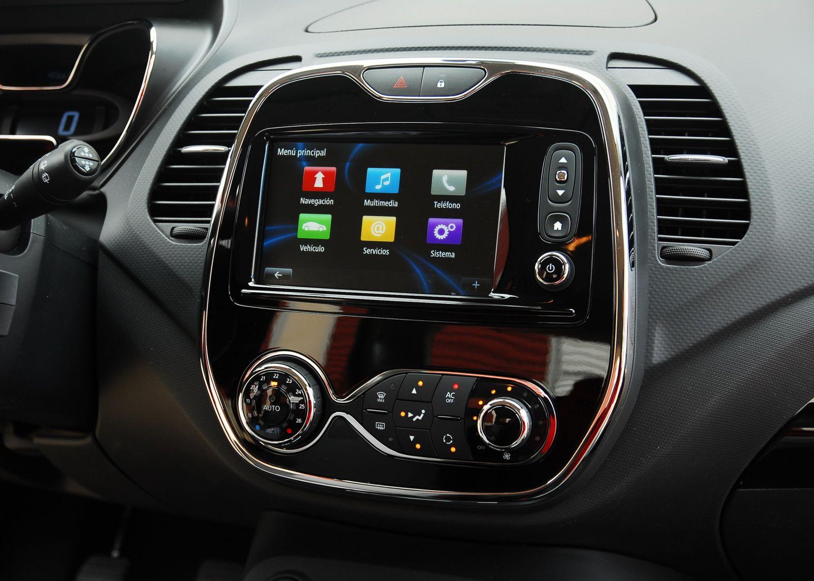 Renault captur interior images pesquisa google renault for Interior renault captur