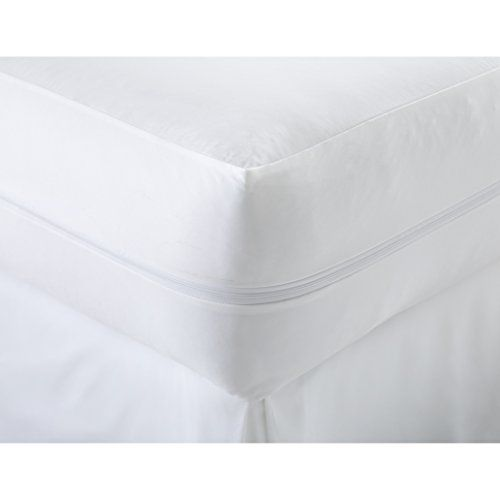 Waterproof Mattress Protector Bunk Size 42x80 10 Inch Pocket Depth