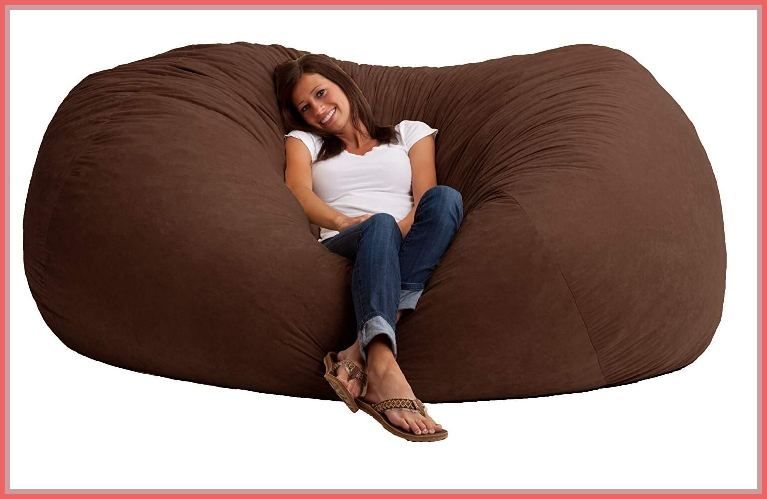 87 reference of sofa bed big cushion in 2020 Bean bag